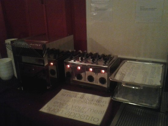 Grand Hotel Central: toasters,...
