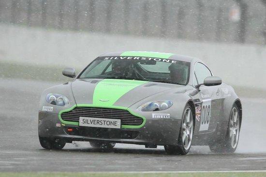 Silverstone Challenge - Silverstone Experience