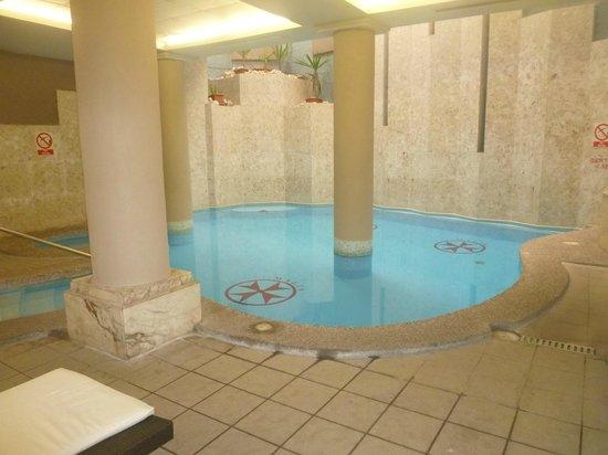 Indoor Pool Picture Of Park Hotel Sliema Tripadvisor