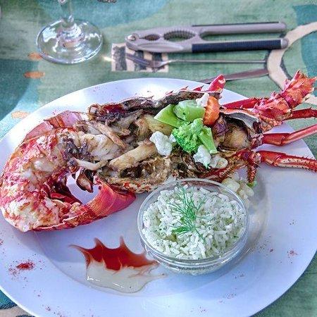 Bruno's Restaurant: Lobster 'Bruno'