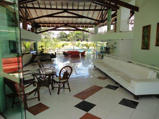 Portal do Mundaí Praia Hotel: Recepção