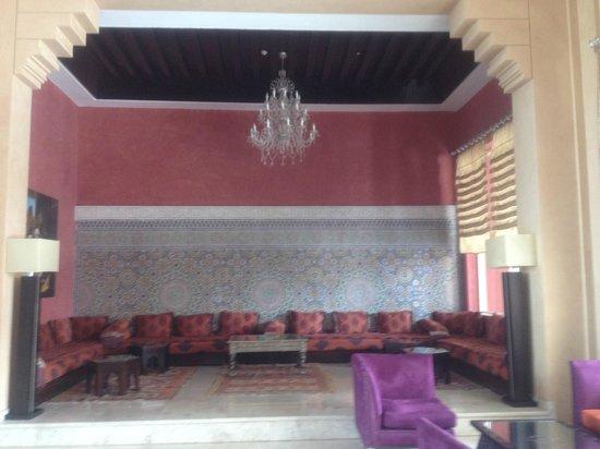 Eden Andalou Hotel Aquapark & Spa: Lobby