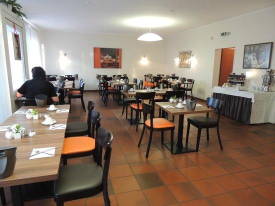 Hotel Britz: Ресторан