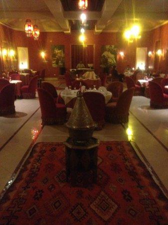 Eden Andalou Hotel Aquapark & Spa: Moroccan Restaurant