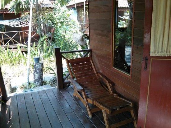 Lantawadee Resort & Spa : Outside