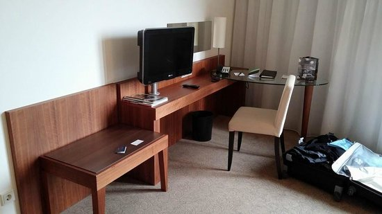 Meliá Luxembourg : Tv