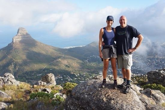 Hike Table Mountain: superb view and well worth the effort