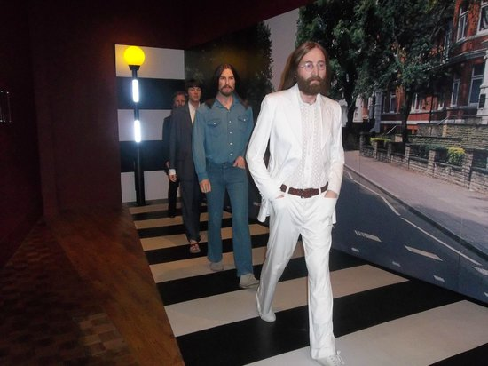 Madame Tussauds Blackpool: Abbey Road