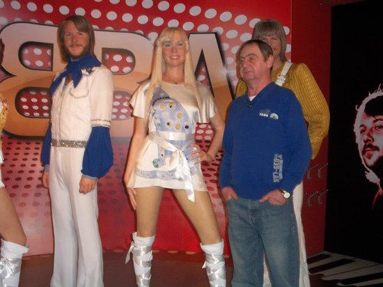 Madame Tussauds Blackpool: ABBA