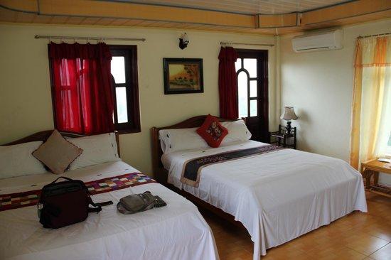 Chez Loan Hotel: Chambre du 4ème étage