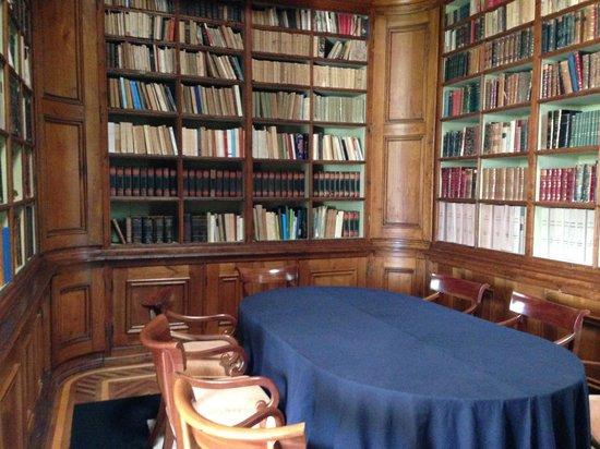 Hotel Quinta das Lagrimas: Biblioteca do hotel