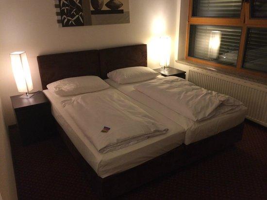 Novum Hotel City B Berlin Centrum: Двухместный номер-эконом