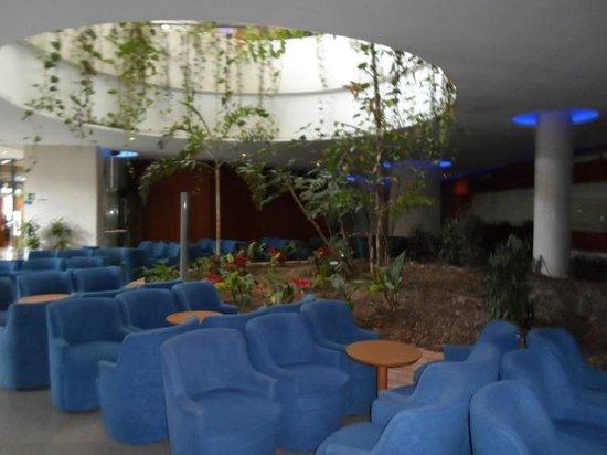 Melia Benidorm: Seating area