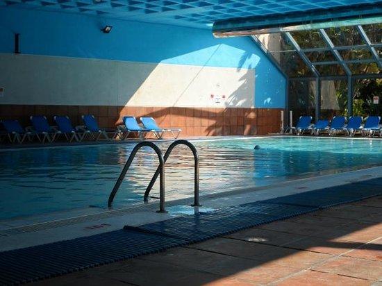 Melia Benidorm: Indoor pool