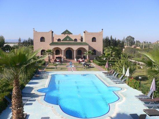 Riad Qodwa : Pool 3