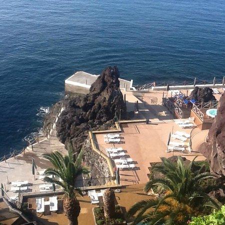 Hotel The Cliff Bay: Sea Level