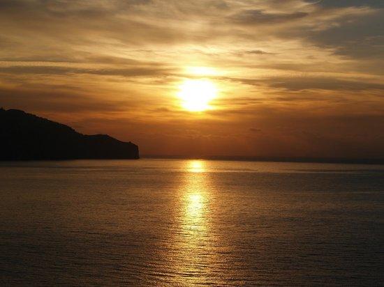 Hotel The Cliff Bay: Sunrise