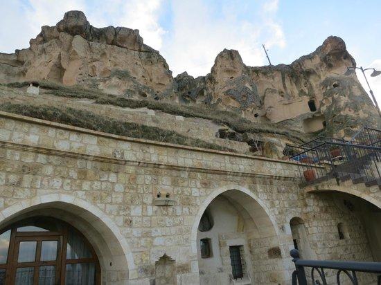 Kayakapi Premium Caves - Cappadocia: Hotel View
