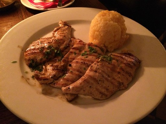 Eckstein: chicken on the grill