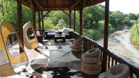 Karongwe River Lodge : Lodge