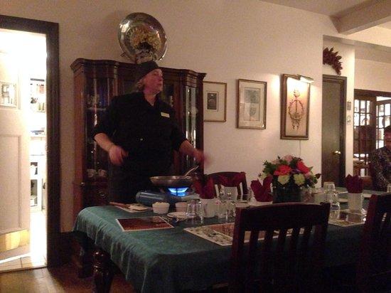 Beild House Inn: Dinner