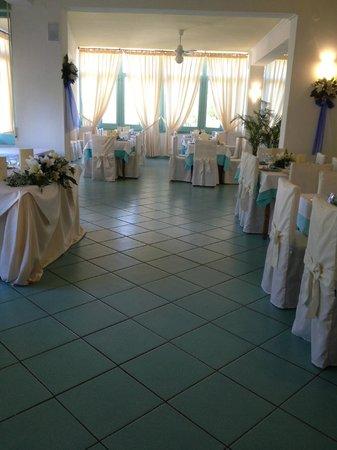 Hotel - Residence Lembo di Mare: FOTO SALA RISTORANTE
