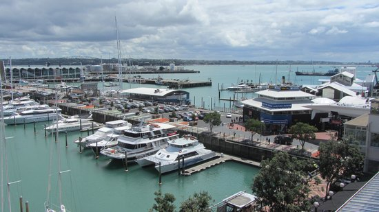 The Sebel Auckland Viaduct Harbour : Balcony View