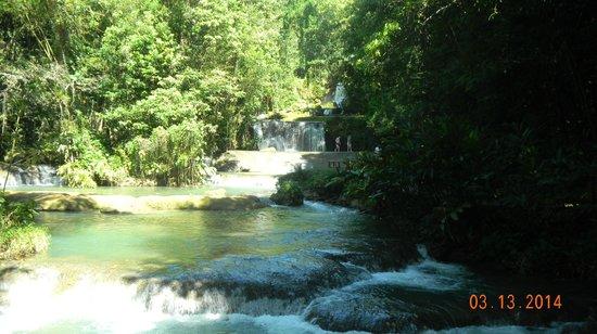 YS Falls: just beautiful