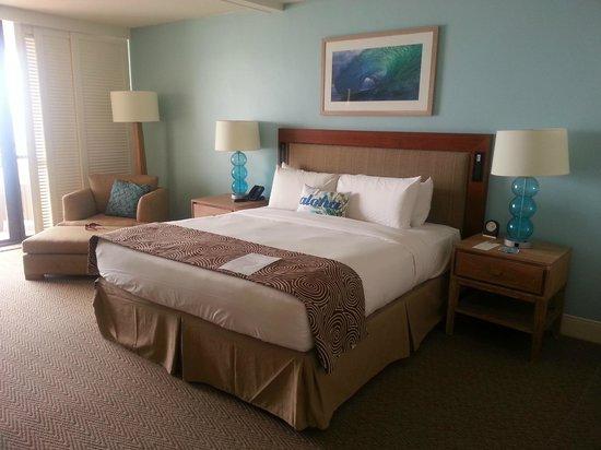 Turtle Bay Resort: Comfortable king room