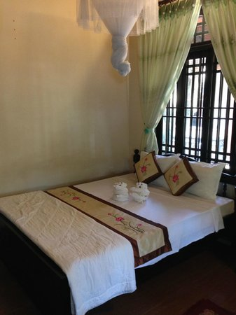 Betel Garden Villas: Chambre