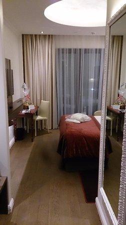 Mercure Moscow Paveletskaya : Room