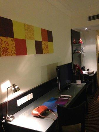 Hotel Novotel Kuala Lumpur City Centre : Superior Room