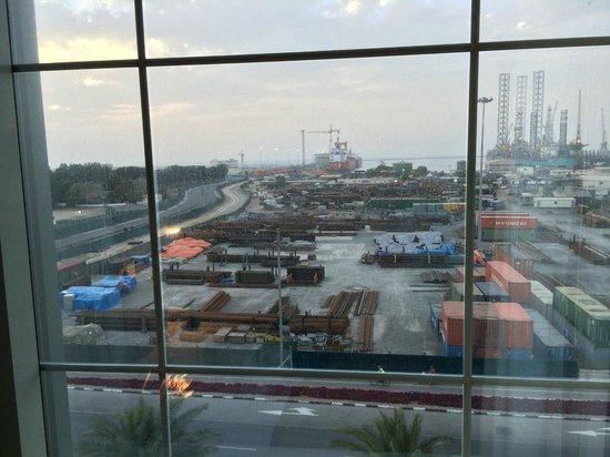 Holiday Inn Express Dubai Jumeirah: Room view
