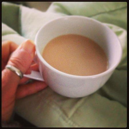 Adora Inn: Hazelnut Coffee Brewed to Perfection!