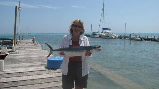 Classy Mystical Adventures Belize: First Catch