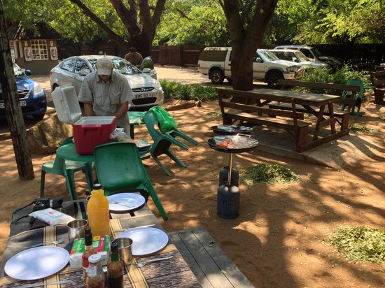 Needles Lodge: für den Hunger zwischendurch