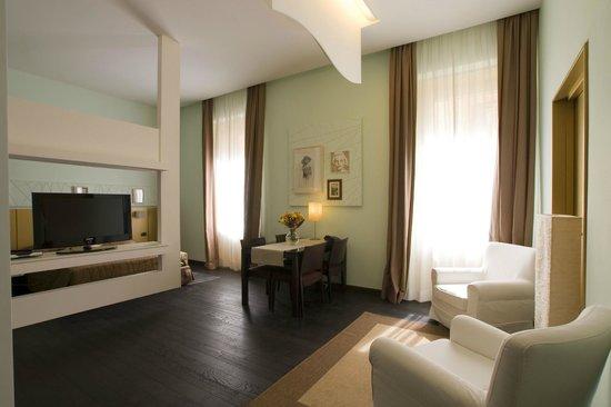 Romeo al Babuino: Monica suite