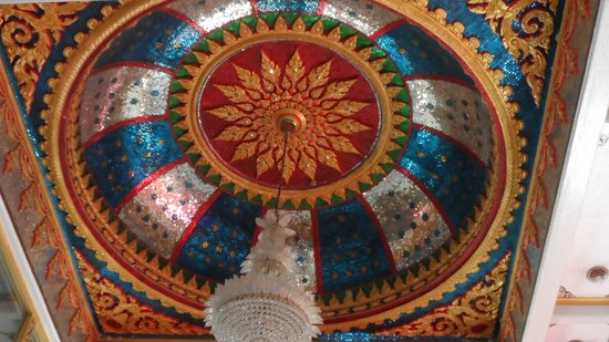 Wat Chalong : ceiling