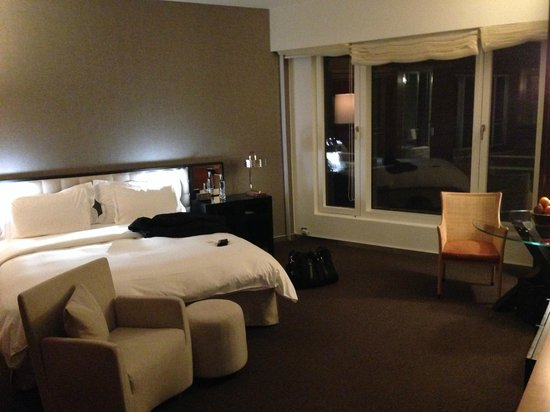 Grand Hyatt Berlin: room 613