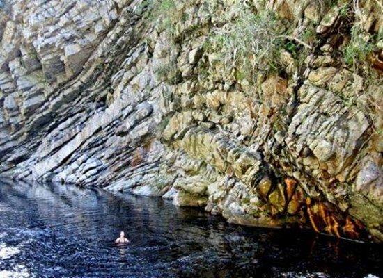 Forest Edge Nature-lovers' Retreat : Drupkelders Natural Rock Pools