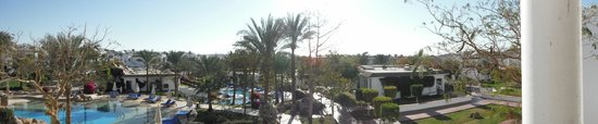 Hilton Sharm Dreams Resort : Room with a View