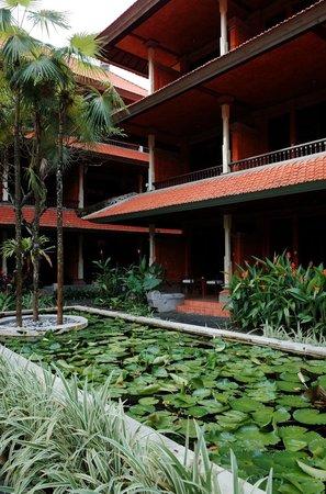 Puri Santrian: Our building