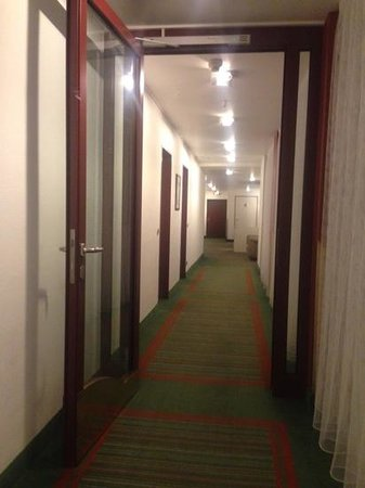 Crowne Plaza Hotel Hannover: aisle