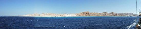 Hilton Sharm Dreams Resort : Sinai Dreams Boat Trip - Tiran Island