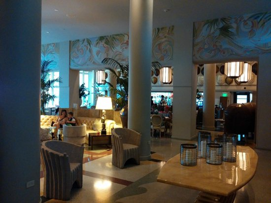 The Tides South Beach: Lobby/Bar