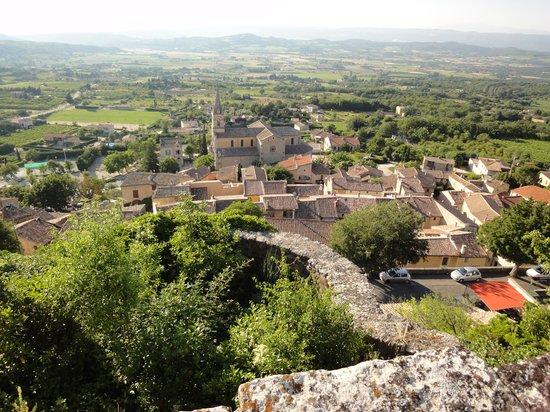 Office du Tourisme Intercommunal de Bonnieux : When I was on the top of village