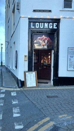 Stage Door Cafe Bar