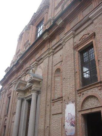 Sala dei Teatini (Chiesa di San Vincenzo)