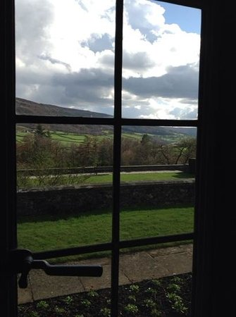 Parcevall Hall Gardens: Every view is great!