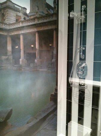Francis Hotel Bath - MGallery by Sofitel: steamy